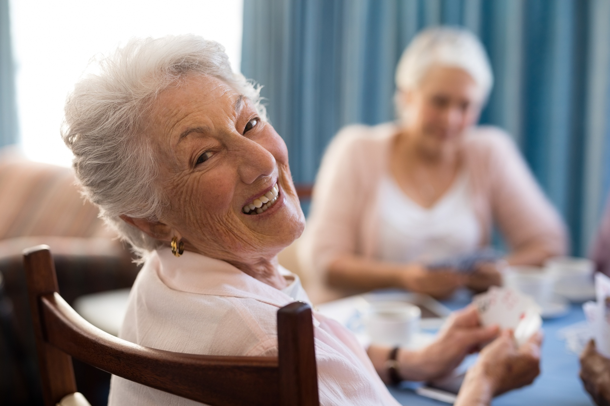 independent senior living communities