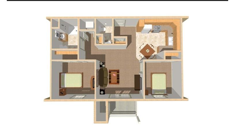 The Village At Auburn Grove 2 bedroom  1 5 bathroom apartment   includes. Calamar   Builder  Developer  Manager and Financer
