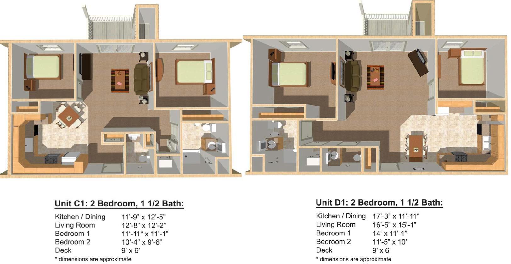 Cobblestone Pointe Senior Village 2 bedroom  with 1 5 bathroom apartment    includes. Calamar   Builder  Developer  Manager and Financer
